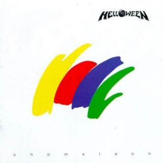 Chameleon  - Helloween [CD album]